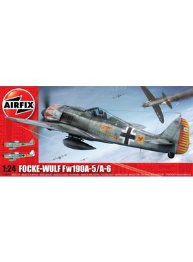 AIRFIX AIRFIX Focke Wulf Fw-190A-5/A-6 1:24