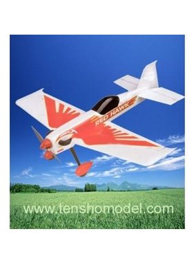 HY MODEL ACCESSORIES HY EPP FOAM RED HAWK MODEL RTF INCL MOTOR SPEED & SERVOS PLUS 2.4GHZ RADIO LIPO & CHARGER