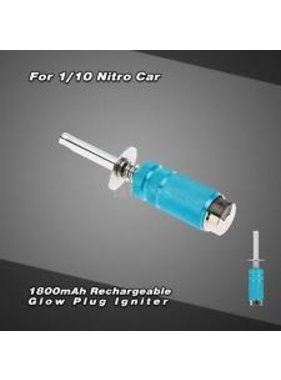 HSP WIND HOBBY Glow Plug Igniter Starter 1800MAH NICD WITH METER
