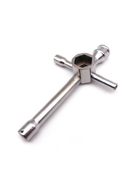 HSP WIND HOBBY Large Cross Wrench Size: 5.5mm  7mm   8mm  10mm  17mm