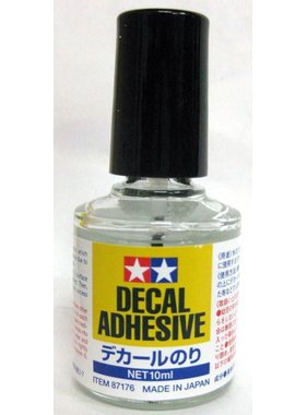 TAMIYA TAMIYA Decal Adhesive10mL