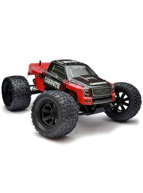 ARRMA Arrma Granite 2WD Mega Brushed Monster Truck 1/10 Red AR102657