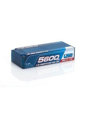 LRP LRP MID SHORTY 7.4V 5600MAH HARDCASE PACK