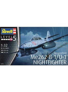 REVELL REVELL Messerschmitt Me 262B-1 Nightfighter 1/32