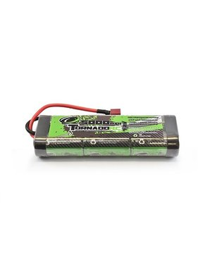 TORNADO RC TORNADO 7.2V NIMH 5000MAH STICK PACK WITH DEANS CONNECTOR