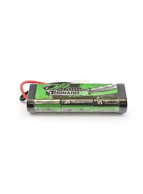 TORNADO RC TORNADO 7.2V NIMH 3600MAH STICK PACK WITH TAMIYA CONNECTOR