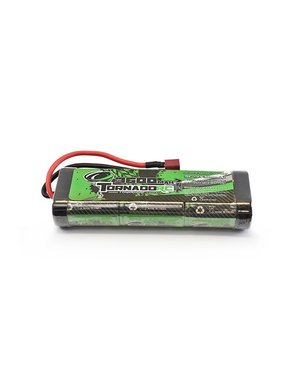 TORNADO RC TORNADO 7.2V NIMH 3600MAH STICK PACK WITH DEANS CONNECTOR
