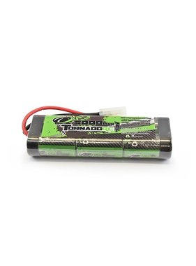 TORNADO RC TORNADO 7.2V NIMH 5000MAH STICK PACK WITH TAMIYA CONNECTOR