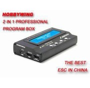 HY MODEL ACCESSORIES HY BRUSHLESS SPEED CONTROLLER PLANTINTIUM PROGRAM BOX 2 IN 1<br />( OLD CODE HY260300 )