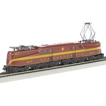 Bachmann GG1 Electric w/DCC SV PRR Tuscan Red 4913 HO 65302