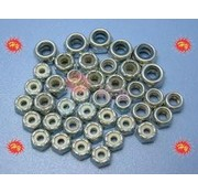 HY MODEL ACCESSORIES HY IMPERIAL NYLOCK NUTS 2-56  (100PK)<br />( OLD CODE HY171501A )