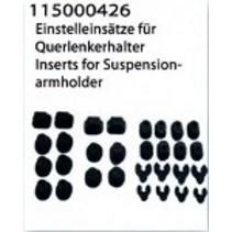 ANSMANN VAPOR INSET FOR FRONT SUSPENSION  115000426