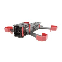 Nighthawk 200 All Carbon Fiber Quadcopter Aircraft Frame(4MM)