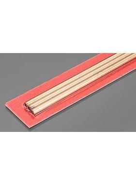 K&S K & S 3MM ROUND COPPER TUBE 3PK