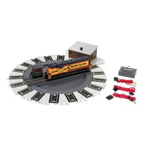 BACHMANN MOTORIZED TURNTABLE WITH DIRECTION CONTROL