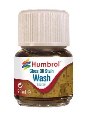 HUMBROL HUMBROL GLOSS OIL STAIN WASH 28ML AV0209