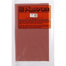PLASTRUCT HO SCALE RED CLAY BRICK 2PCS