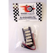 SJ PROPO POLY QUEST ADAPTOR BOARD FOR SJ SMART GUARD LCD BATTERY CHECKER