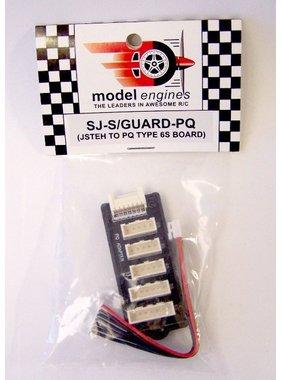 SJ PROPO POLY QUEST ADAPTOR BOARD FOR SJ SMART GUARD LCD BATTERY CHECKER