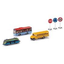 Siku - Gift Set Urban Transport Busses & trams