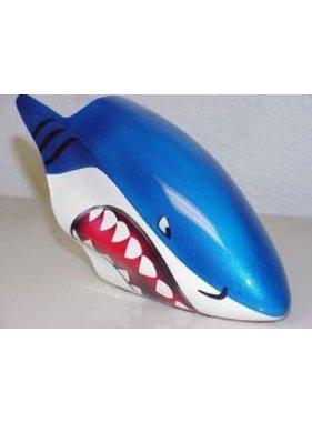 TREX TREX 450 SHARK FIBER GLASS BODY