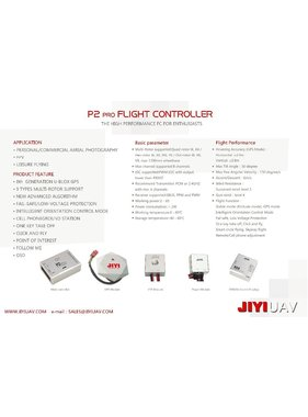 JIYI JIYI P2 PRO FLIGHT CONTROLLER MULTIROTOR