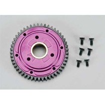 DURATRAX STEEL SPUR GEAR WARHEAD  49T purple colour