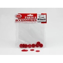"""GUILLOWS 3/4"""" WHEELS 8 PACK"""