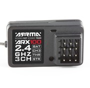 ARRMA ARRMA ARX100 3CH RECEIVER 2.4GHZ