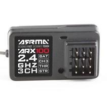 ARRMA ARX100 3CH RECEIVER 2.4GHZ