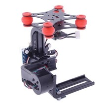 BRUSHLESS GIMBAL PLASTIC CAMERA MOUNT WITH MOTOR & BGC3.1 CONTROLLER FOR GOPRO HERO 1/2/3 FPV AERIAL PHOTOGRAPHY