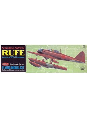 GUILLOWS GUILLOWS NAKAJIMA A6M2-N RUFE
