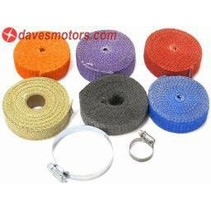 DDM EXHAUST PIPE WRAP HEAT PROOF