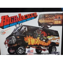 MPC HIGH JACKER OFF-ROAD CUSTOM FORD VAN 1/20
