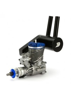 EVOLUTION Evolution 20GX2 Gas Engine w/ Pumped Carb (20cc)