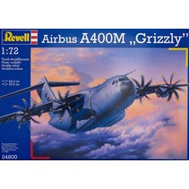 REVELL AIRBUS A400M GRIZZLY 1/72 04800