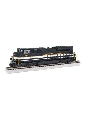 BACHMANN BACHMANN HO SCALE SAVANNAH AND ATLANTA NS HERITAGE SD70ACe WITH DITVCH LIGHTS DCC SOUND VALUE