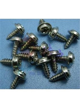HY MODEL ACCESSORIES HY SELF TAPPING SCREW WITH WASHER 2.5 X 12mm ( 100 PK )<br />