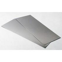K &amp; S TIN SHEET 4 X 10 X .008  KSE 0254<br /> <br /> 614121102545