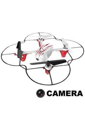 SYMA SYMA X11C 2.4G 4CH 6 Axis RC Quadcopter with 2.0MP Camera 360 Degree Stunt Function RTF