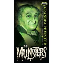 MOEBIUS 1/9 THE MUNSTERS GRANDPA MUNSTER