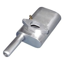 BISSON OS 108 INVERTED PITTS STYLE MUFFLER