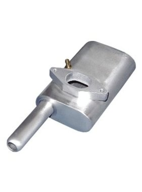 BISSON BISSON OS 108 INVERTED PITTS STYLE MUFFLER
