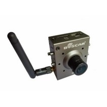 BOSCAM TR1 CAMERA WITH INBUILT TRANSMITTER 200mW