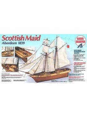 ARTESANIA Artesania Latina Scottish Maid Aberdeen late 1839