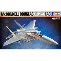 F-15J Eagle - Tamiya Models