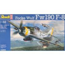 REVELL Focke Wulf Fw190 F-8 SCHLACHTER 1/32
