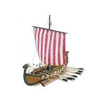 ARTESANIA 1/75 VIKING 10TH CENTURY SHIP