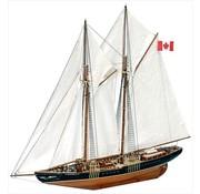 ARTESANIA Artesania Latina 22453 Bluenose II, Complete Wooden Model Ship Kit, 1:75 Scale Historic Replica