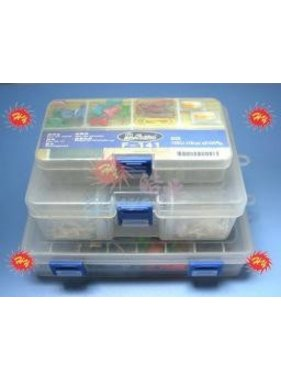 HY MODEL ACCESSORIES HY 8 SECTION BOX 205 x 140 x 45<br />( OLD CODE HY130303 )